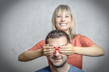 Niespodzianka dla kochanka! ostry sex opowiadania